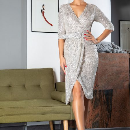 Rochie Expression Nude